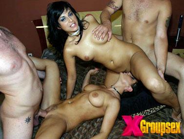 California Orgy 3 scene 1 2